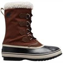 Sorel Men 1964 Pac Nylon Tobacco Black